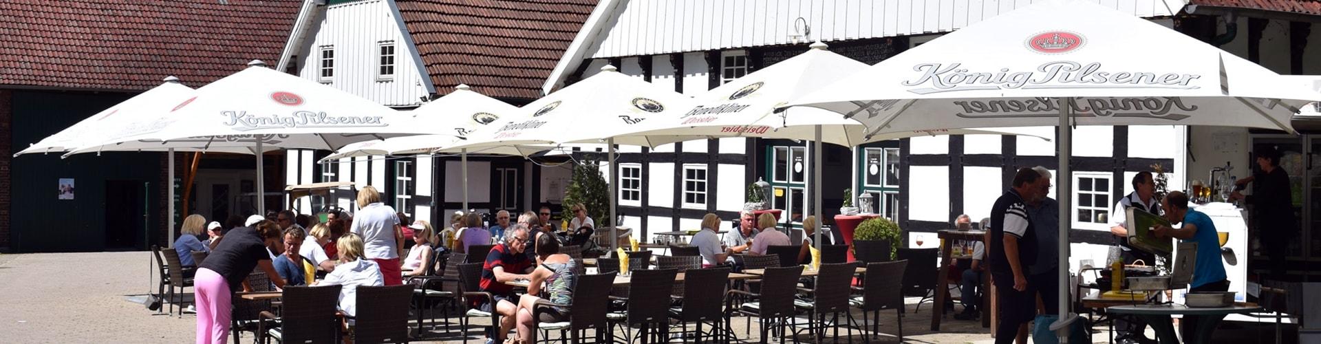 Clubhaus Nölkenhöners Hof Golfclub Ravensberger Land e.V.
