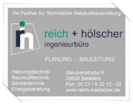 Sponsor Bahn 12 - Reich und Hölscher