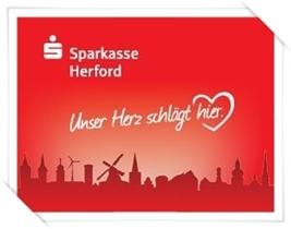 Sponsor Bahn 8 - Sparkasse Herford