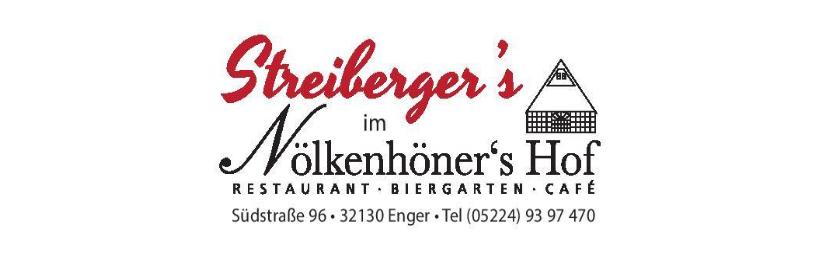 Logo Streiberger im Nölkenhöner's Hof